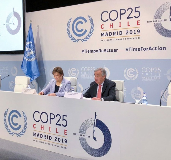 COP25 Dais Opening Remarks