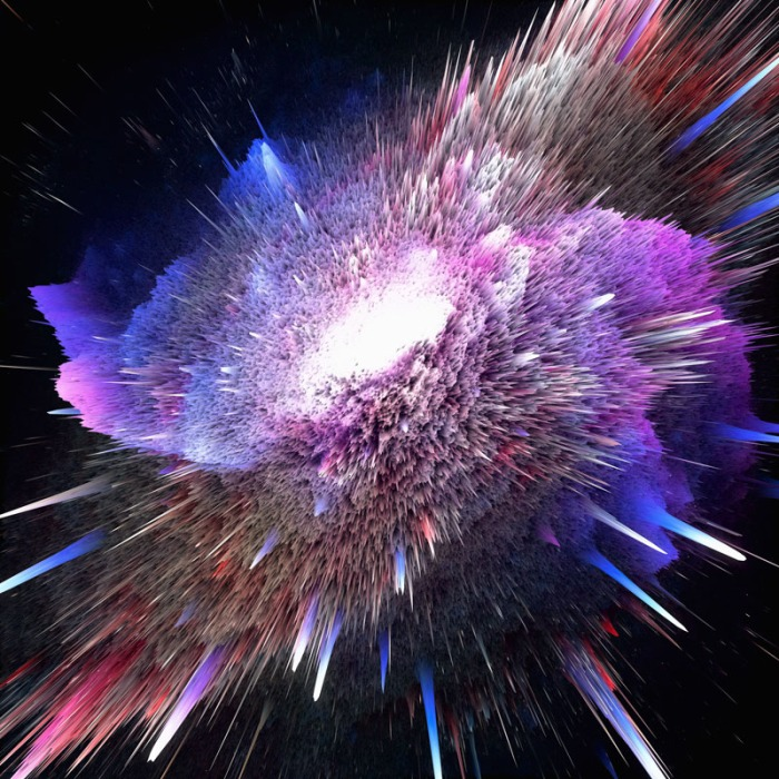 Something Versus Nothing - Big Bang Explosion
