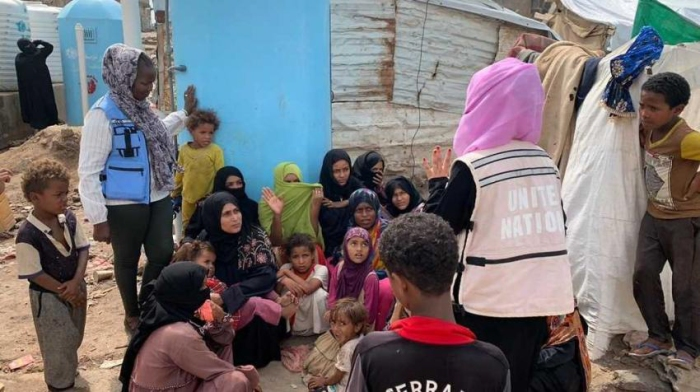 COVID-19 Ceasefire - Women and Children in Yemen