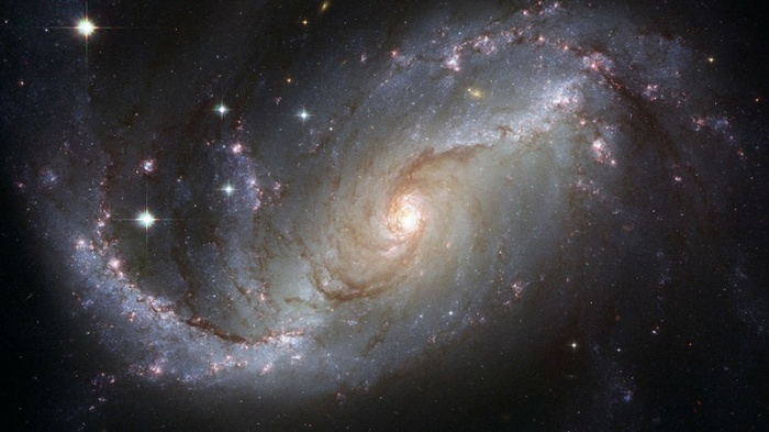 Age of the Universe - A Spiral Galaxy